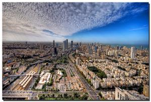 Honoring Tel Aviv With Photography Of Ron Shoshani